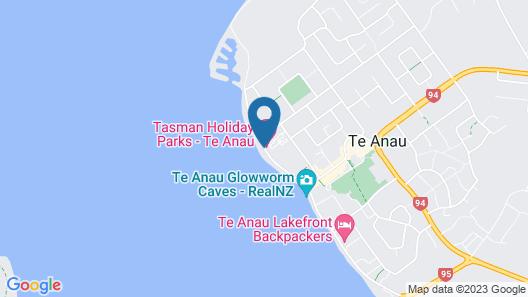 Getaway Te Anau Map