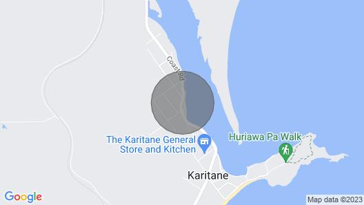 The Pink Pipi Karitane Map