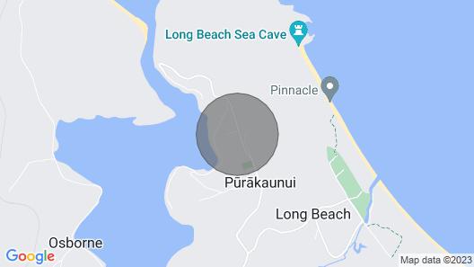 Coastal Holiday home   [RIDGE VIEW COTTAGE] Map