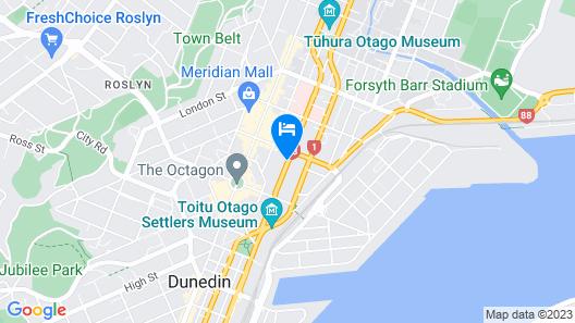 Quest Dunedin Map