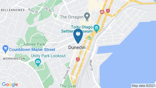 Fable Dunedin Map