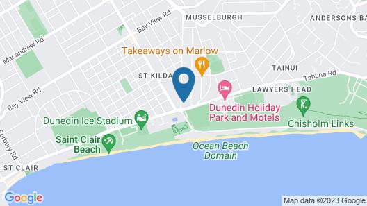 Adrian Motel Map