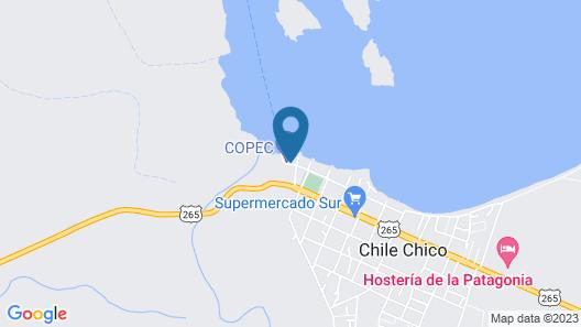 Costanera Apart Map