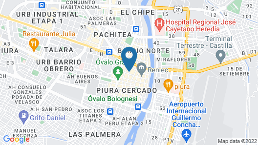 Pirhua House Map
