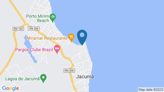 Rustica e charmosa Casa em JacumãRN Map
