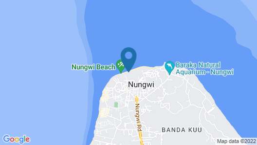 Kajibange bar and guesthouse Map