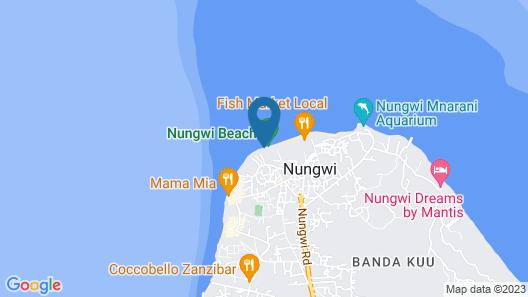 Faridu Beach House Map