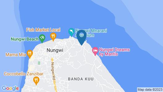 Essque Zalu Zanzibar Map