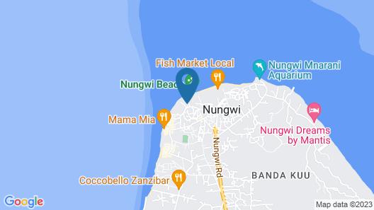 Smiles Beach Hotel Map