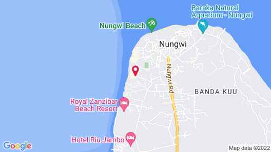 The Z Hotel Map