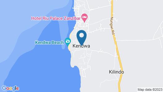 Natural Kendwa Map