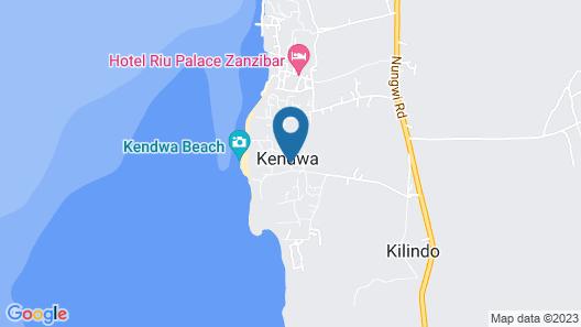 Royal Palm Kendwa Map