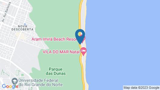 eSuites Vila Do Mar Map