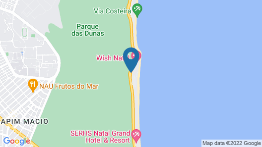 Wish Natal Map
