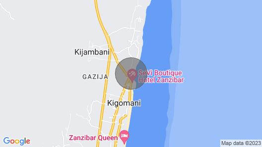 Excecutive Annex Matemwe Map