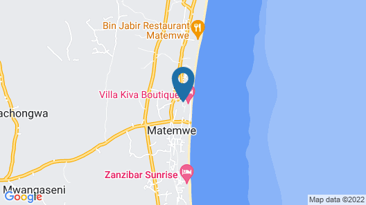 Villa Kiva Map