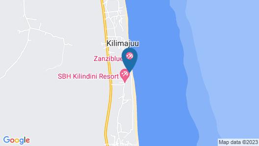 Zanzibar House Map