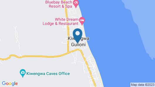 VOI Kiwengwa Resort - All Inclusive Map