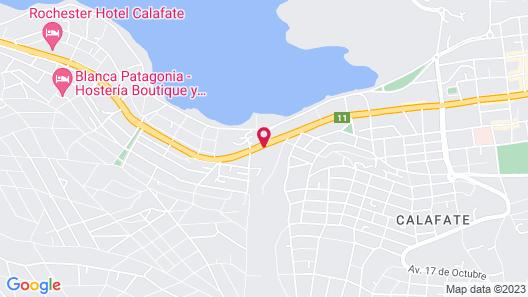 Lar Aike Map