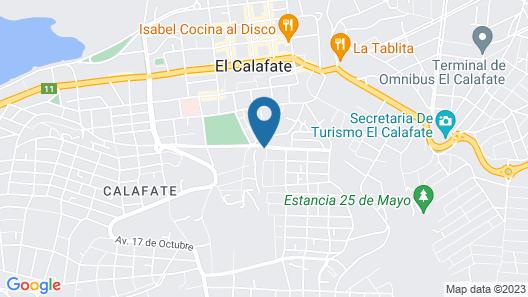 Esplendor by Wyndham El Calafate Map