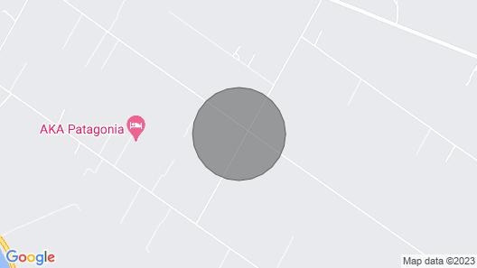 Patagonia Shelter, Natales Map