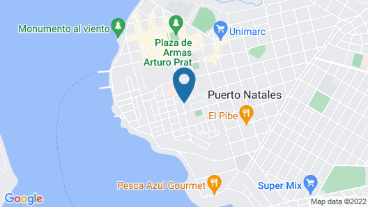 Mia Loft Map