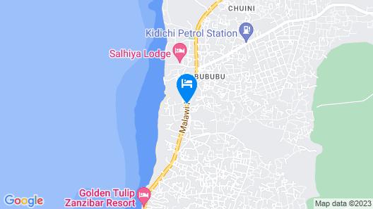 Safina Resort Map