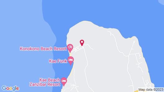 Konokono Beach Resort Map