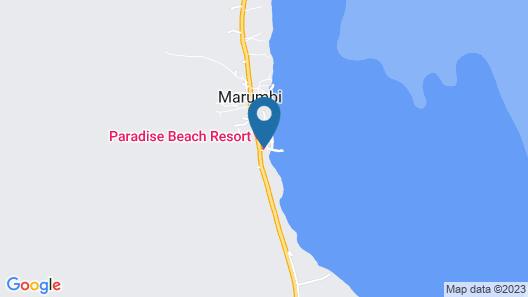 Zanzibar Bay Resort Map