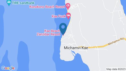 AHG Maya Bay Resort & SPA Map