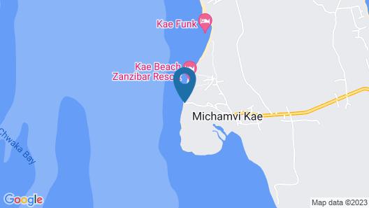 Kikoi Boutique Hotel Map