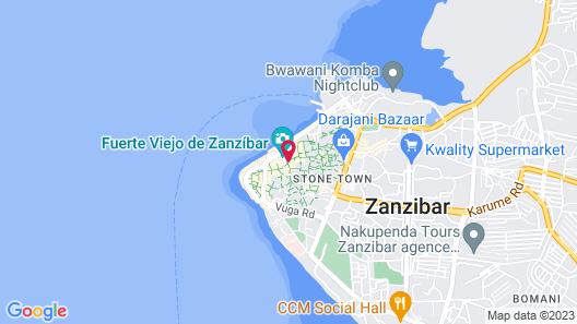Maru Maru Hotel Map