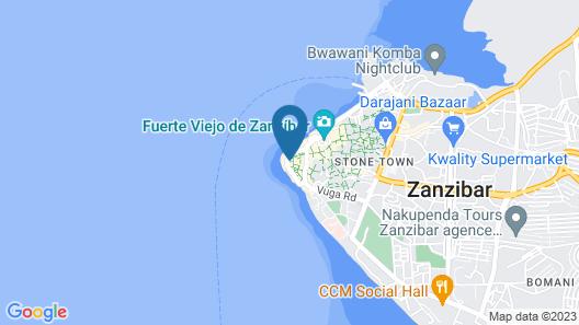 Beyt al Salaam Map