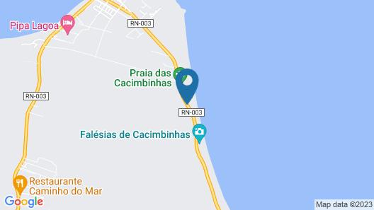 Acquapipa Resort Map
