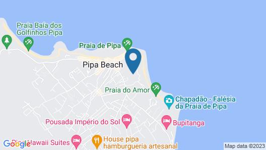 Sombra e Agua Fresca Spa Map