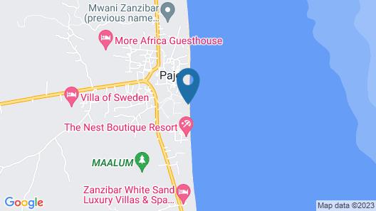 SunSeaBar Kite House Map