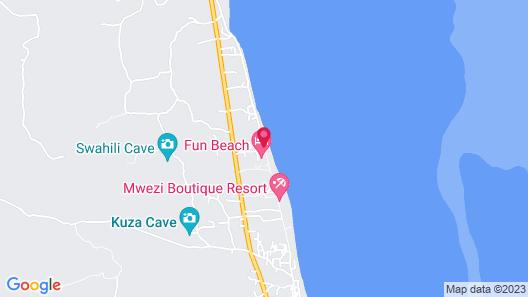 Spice Island Hotel & Resort Map
