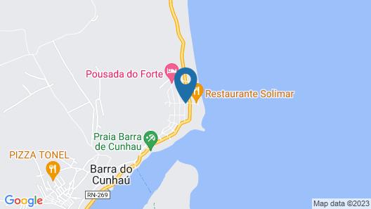 Pousada PortoFoz Map