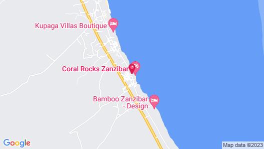Kimte Beach Lodge Map