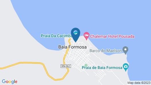 Casa Formosa Map