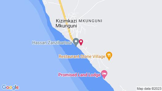 Swahili Beach Resort Map