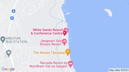 Seascape Hotel Map