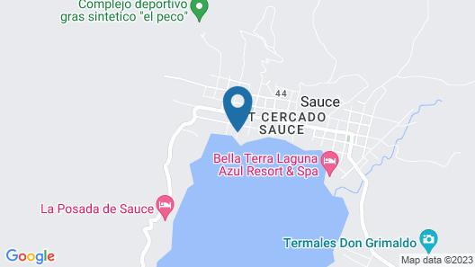 Ayahuaska Map