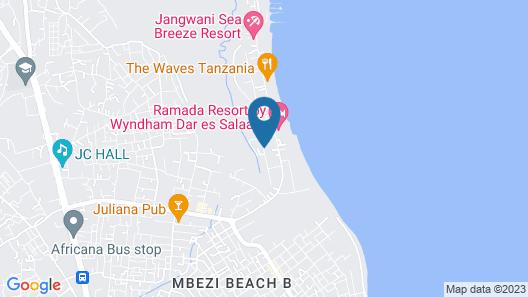 Serene Hotel Map