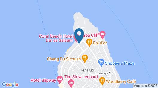 Best Western Coral Beach Hotel Map