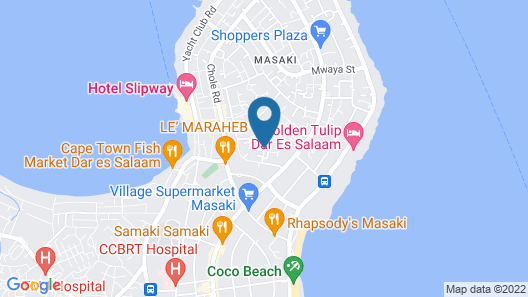 Sea Cliff Court Map