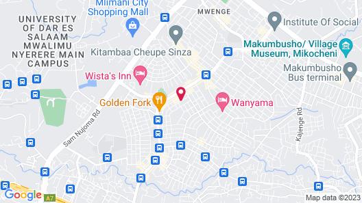 Lantana Hotel Map