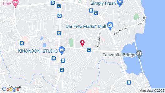 Boutique Villas Map