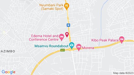 Flomi Hotel Map