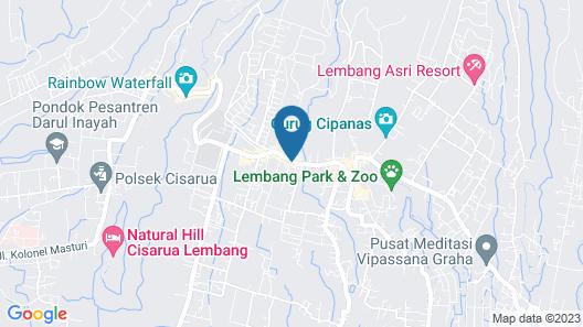 Lembur Incu Syariah Villa Map